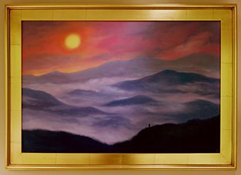frames vs gallery wrap canvas