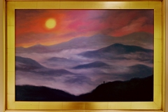 Dreamscape framed