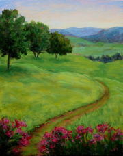 Path in the Hills